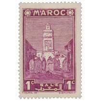 1939 Maroc - Mosquée de Salé