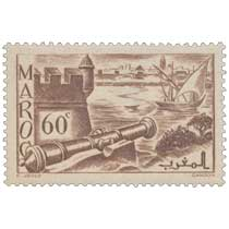 1939 Maroc - Remparts de Salé
