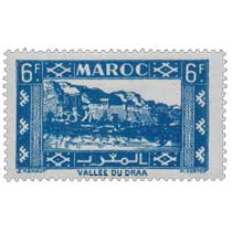 1945 Maroc - Vallée du Draa