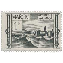 1947 Maroc - Forteresse