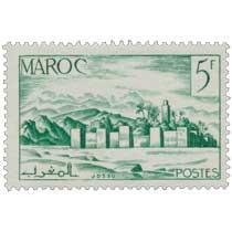 1947 Maroc - Remparts