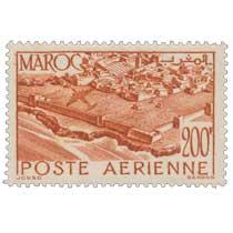 1947 Maroc - Remparts de Salé