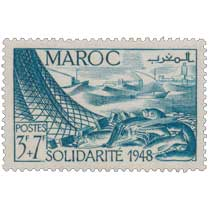 1949 Maroc - Pêche