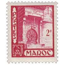 1949 Maroc - Fontaine Nedjarine - Fès