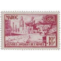 1950 Maroc - Vallée du Todra
