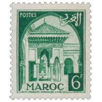 1951 Maroc - Mosquée Karaouine
