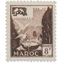 1951 Maroc - Vasque aux pigeons