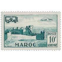 1952 Maroc - Remparts de Chella, à Rabat