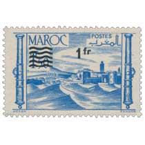 1954 Maroc - Forteresse