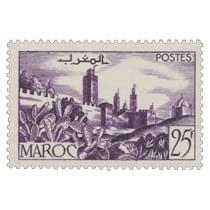 1954 Maroc - Remparts
