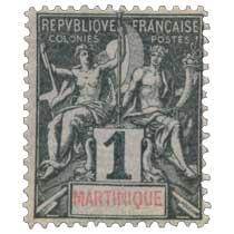 Martinique - Type Groupe