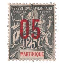 Martinique - Type Groupe