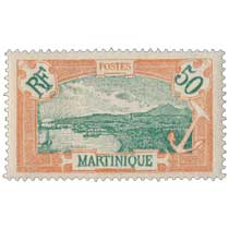 Martinique - type Fort-de-France