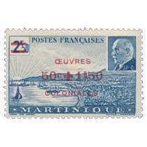 Martinique -  Maréchal Pétain