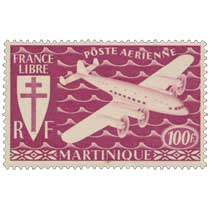 Martinique - Série de Londres - Avion