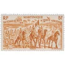 Martinique - Du Tchad au Rhin