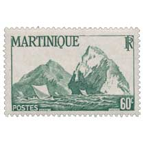 Martinique - Ilot rocheux
