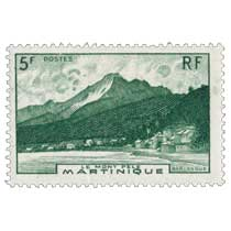 Martinique - Le mont Pelé