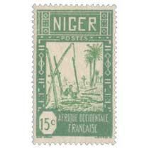 Niger - type puits
