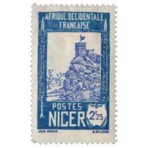 Niger - type forteresse de Zinder
