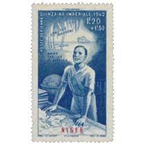 Niger - Quinzaine impériale 1942