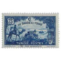 Tunisie - De Gabès au Tchad - Pro Juventute