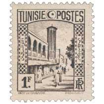 Tunisie - Mosquée Halfaouine