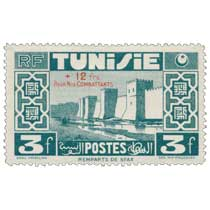 Tunisie - Remparts de Sfax