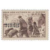 Tunisie - Pour nos victimes de la guerre