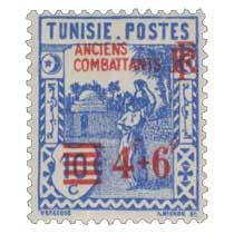 Tunisie - Porteuse d'eau