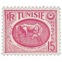 Tunisie - Intaille musée de Carthage
