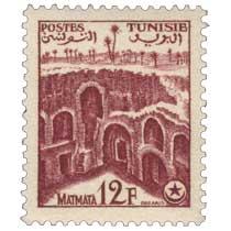 Tunisie - Matmata