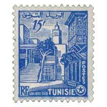 Tunisie  Sidi-Bou-Saïd