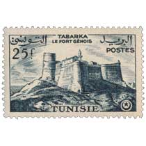 Tunisie - Tabarka, le fort génois