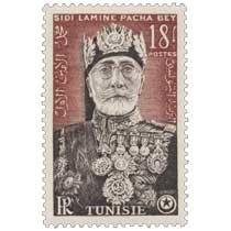 Tunisie - Sidi Lamine Pacha Bey