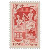 Tunisie - Poterie