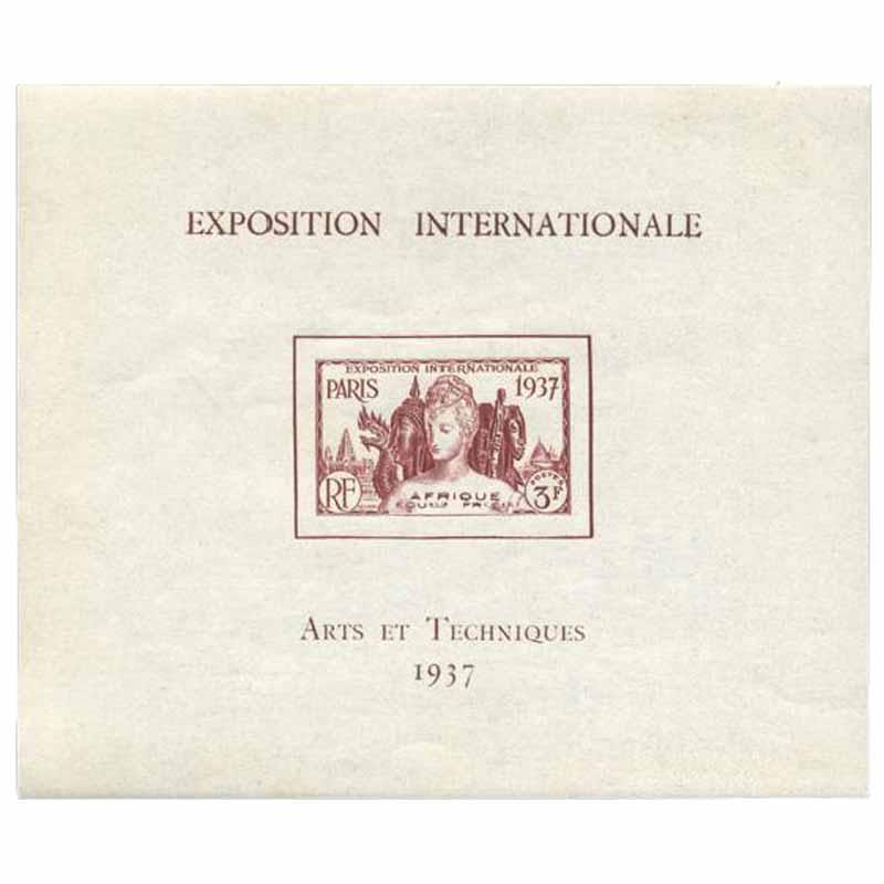 1937 Exposition internationale Arts et techniques