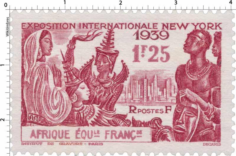 1939 Exposition internationale de New York