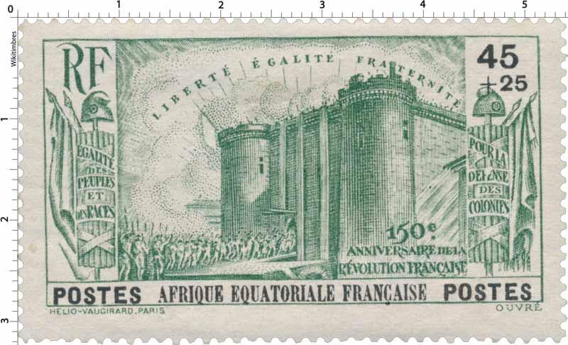 150ème anniversaire de la Révolution française