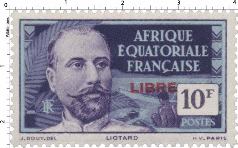 Liotard Afrique Équatoriale Française