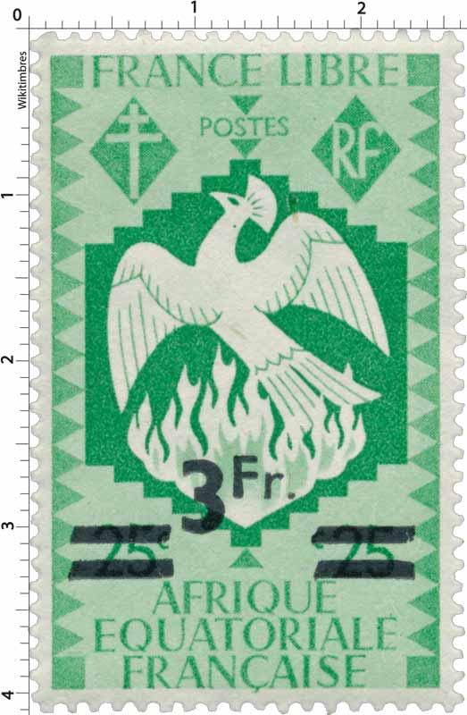 France libre Afrique Équatoriale Française