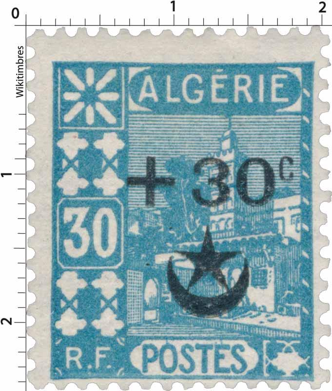 Algérie - Mosquée Sidi Abderahmane