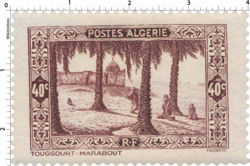Algérie - Touggourt - Marabout