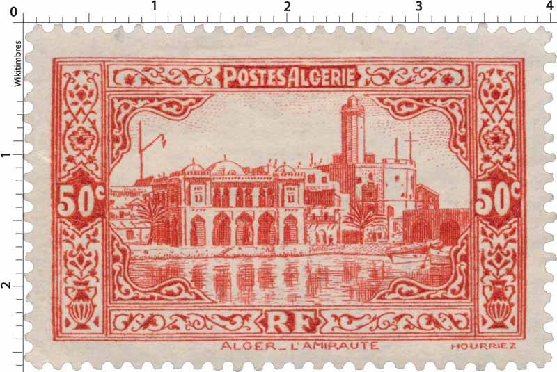 Algérie -  Alger L'Amirauté