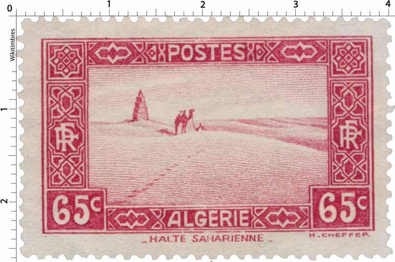 Algérie - Halte saharienne