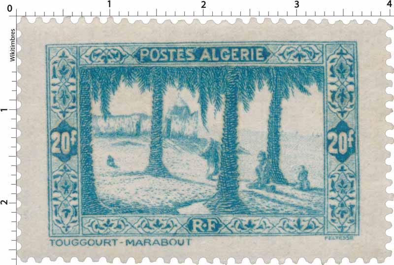 Algérie - Un marabout, à Touggourt