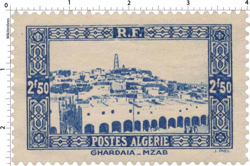 Algérie - Ghardaïa - MZAB
