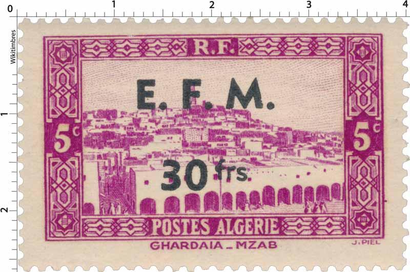 Algérie - Ghardaia - Mzab