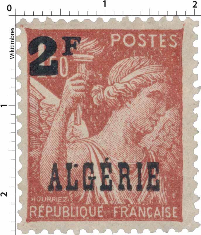Algérie - Iris
