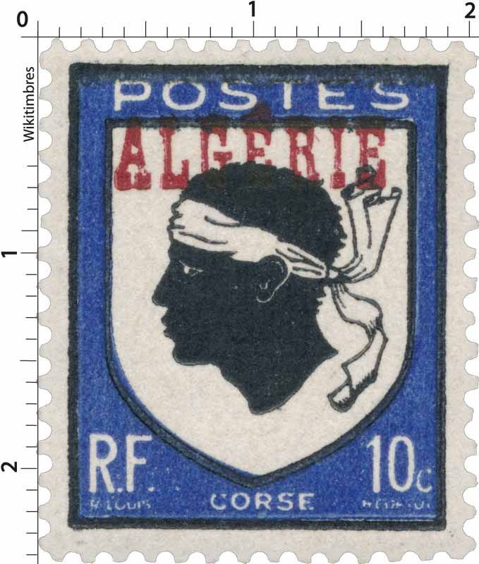 Algérie - Corse